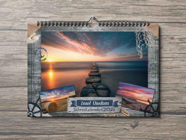 Kalender Insel Usedom