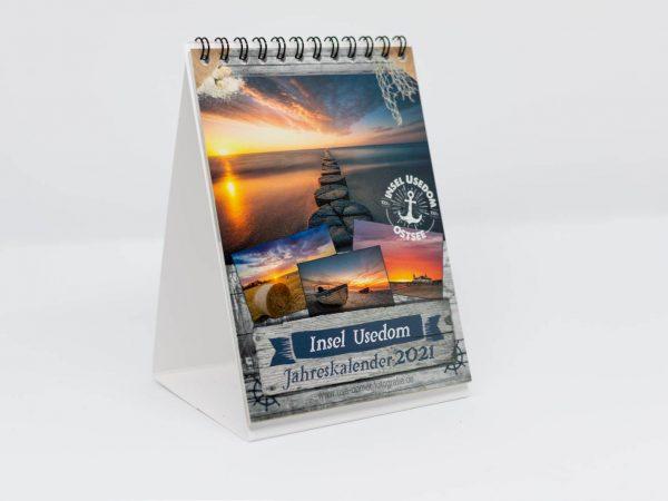 Tischkalender insel Usedom 2021